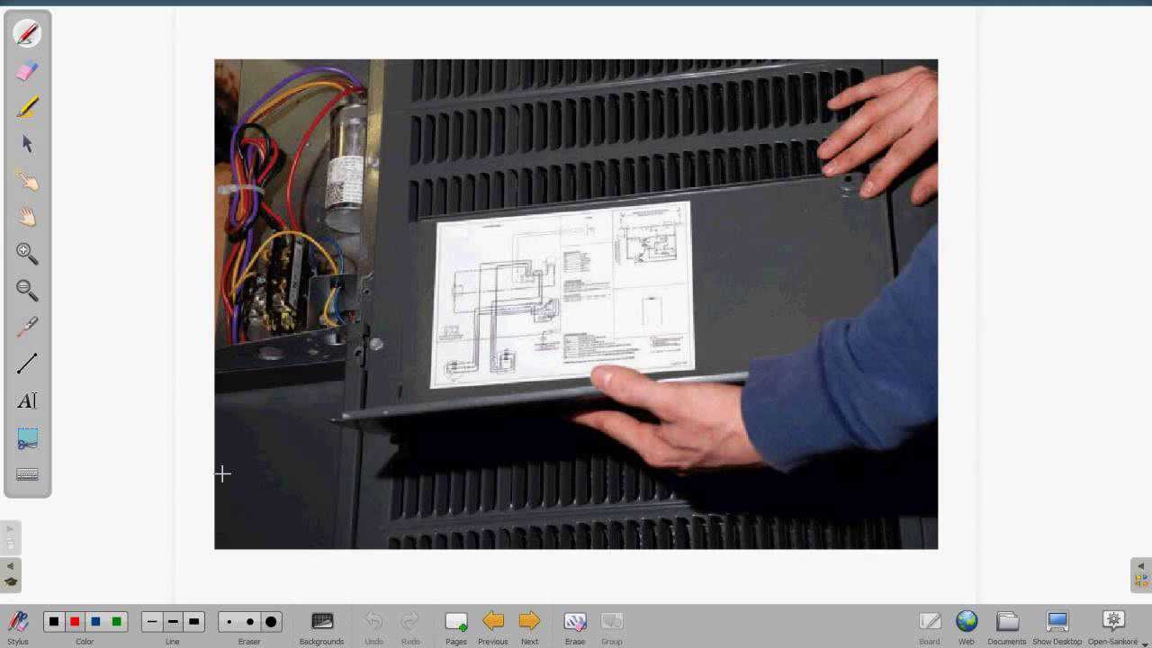 online hvac training schematic reading for hvac technicians part 1. Resume Example. Resume CV Cover Letter